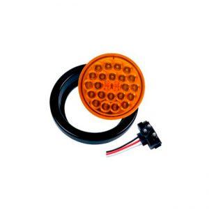FAROL LED  4.0″ 24L  9-36V AMBAR
