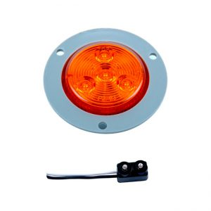 FAROL LED  2.0″  4L 12-24V AMBAR