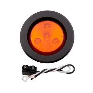 #002 FAROL LED  2.5″  4L  9-36V AMBAR