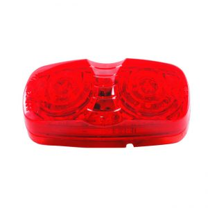 FAROL LED TRAYERS 16L  9-36V ROJO   LATERAL