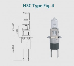 H3C 12V 100W