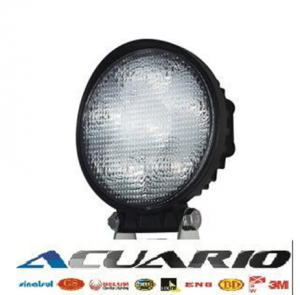#0006 LED Work Light 18W (Cod:0118-FL o SP)