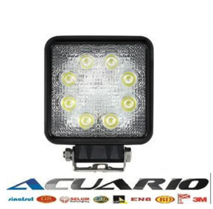 #0003 LED Work Light 24W (Cod: 0524-FL)