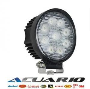 #0002 LED Work Light 27W (Cod: 0627-FL o SP)