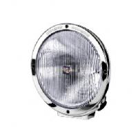 Rallye 4000 Chrome Euro Beam Lamp with Position Light