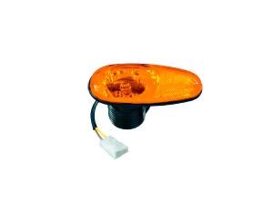 #0040 Farol lateral ambar(de-policarbonato) Cod: SN1195AM