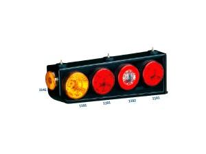 #00003 Conjunto-completo-w–linternas-modelo-Randon-2002-2009-(LD-acrilico—LE)--c-corto–Metallic-base-de-s–lamparas
