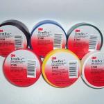 Cinta-Aisladora-3M-colores-10MTS-Cod-3M1500AZ,RO,AM,VE,NE,BL