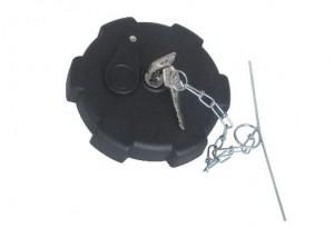 RECTANGULAR LIGHT MB FUEL-TANK CAP